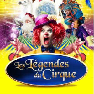 Cirque Holiday - Les Legendes Du Cirque - Chatou