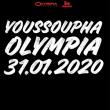 Concert YOUSSOUPHA  à Paris @ L'Olympia - Billets & Places