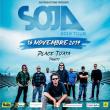 Concert SOJA à Papeete @ PLACE TO'ATA - Billets & Places