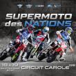 SUPERMOTO DES NATIONS - BILLET SAMEDI à TREMBLAY EN FRANCE @ Circuit CAROLE - RD 40 - Billets & Places