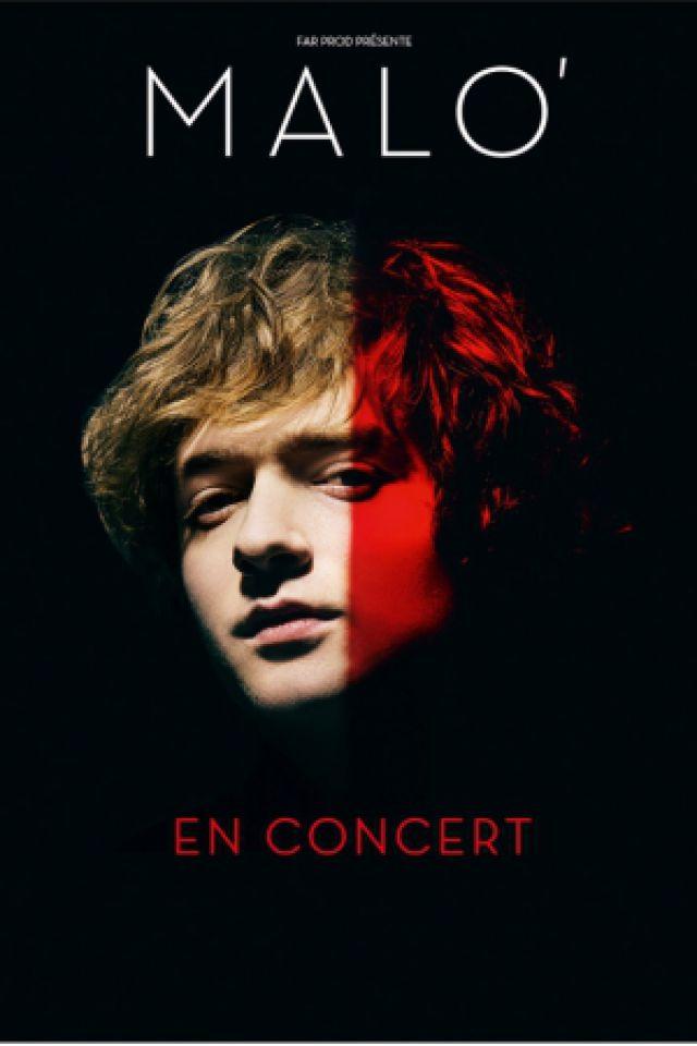 Concert MALO' à TOULOUSE @ Le Rex - Billets & Places