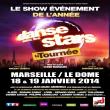 Spectacle DANSE AVEC LES STARS - LA TOURNEE à Marseille @ Le Dôme - Billets & Places