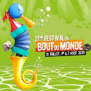 Bout Du Monde 2020 - Pass 2J (Sam + Dim)