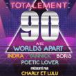 Concert Totalement 90 à YERRES @ CEC de Yerres - Billets & Places