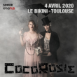 Concert COCOROSIE à RAMONVILLE @ LE BIKINI - Billets & Places