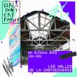Concert Girls Don't Cry Party #6 à TOULOUSE @ Les Halles de la Cartoucherie - Billets & Places
