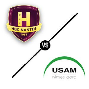 HBC Nantes - Nîmes @ Salle métropolitaine de la Trocardière - REZÉ