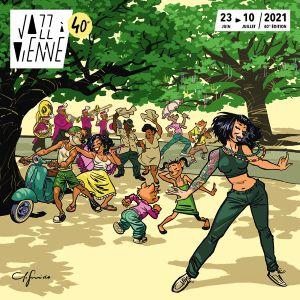 Jazz A Vienne - Pass 7 Soirees 2021