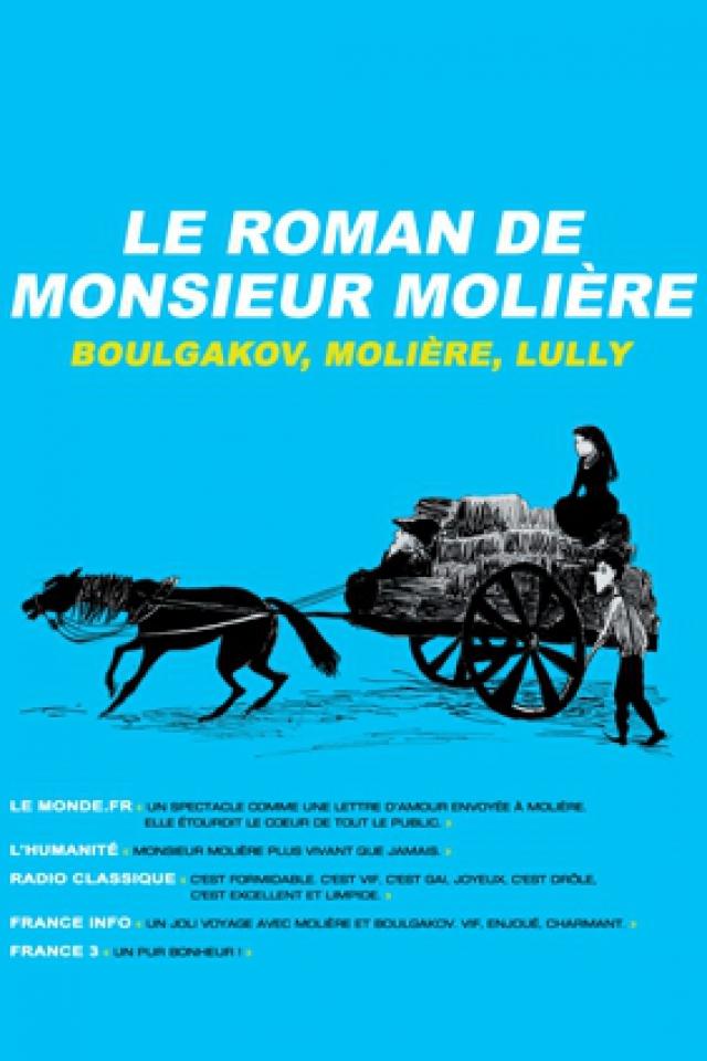 LE ROMAN DE MR MOLIERE @ RANELAGH