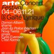 Concert DAMON ALBARN + JOAN AS POLICE WOMAN + EYDIS EVENSEN