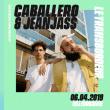 Concert CABALLERO & JEANJASS + ISHA