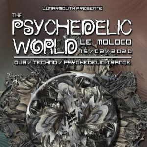The Psychedelic World Of Lunarmouth