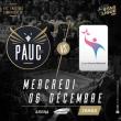 Match PAUC - CESSON RENNES