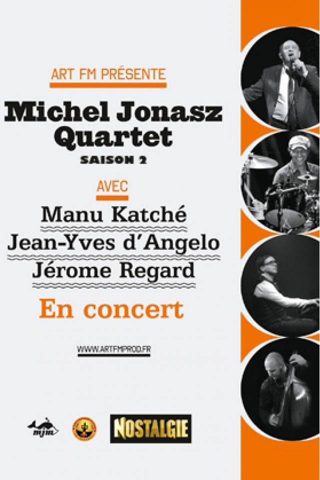 Concert MICHEL JONASZ à La Baule @ Atlantia - Billets & Places