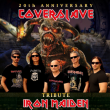 Concert Coverslave  - Tribute to Iron Maiden feat Dennis Stratton + Syr D