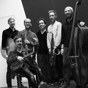 Nicolas MOREAUX Band  @ Sunset - Paris