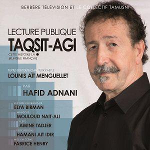 TAQSIT-AGI de AIT MENGUELLET @ ALHAMBRA MUSIC CLUB - PARIS