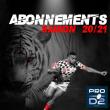 Match ABONNEMENTS 2020/2021