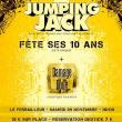 Concert JUMPING JACK - 10 ANS à Nantes @ Le Ferrailleur - Billets & Places