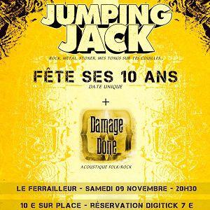 Jumping Jack - 10 Ans