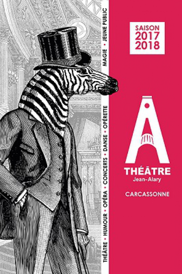 L'Heureux Élu  @ Théâtre Jean-Alary - CARCASSONNE