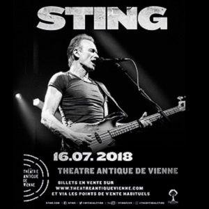 STING @ Théâtre Antique - VIENNE