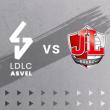 Match LDLC ASVEL - JL BOURG à Villeurbanne @ Astroballe - Billets & Places