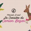 Soirée La croisière du Camion Bazar à PARIS @ Safari Boat - Quai St Bernard - Billets & Places