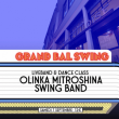 Soirée GRAND BAL SWING w/ OLINKA MITROSHINA SWING BAND à Paris @ La Bellevilloise - Billets & Places