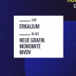 Soirée House of Jazz w/ Neue Grafik, Monomite & Erkalium