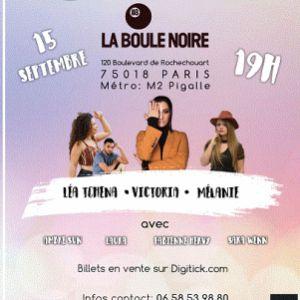 Collectif D'Artistes - La Boule Noire @ La Boule Noire - PARIS