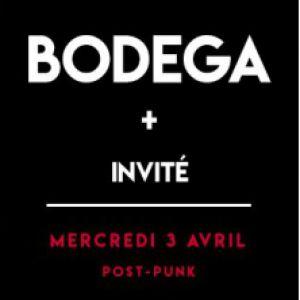 Barbey Indie Club : Bodega + Invite