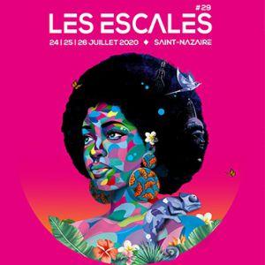 Festival Les Escales Pass 1 Jour Vendredi