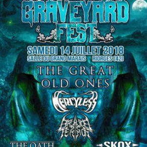 Graveyard Fest @ SALLE DU GRAND MARAIS - RIORGES