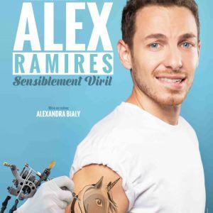 Alex Ramires - Sensiblement viril @ Théâtre le Colbert  - TOULON