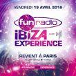 Affiche Fun radio ibiza experience