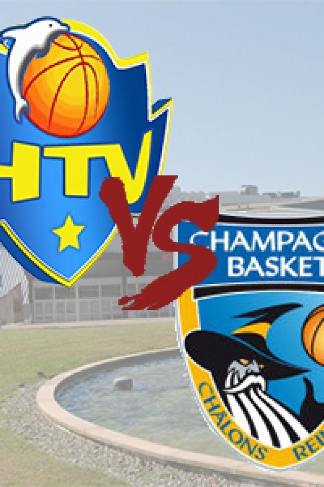 Billets HTV - Chalons Reims - Palais des Sports de Toulon