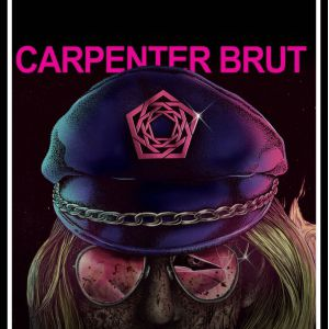 CARPENTER BRUT @ Rock School Barbey  - BORDEAUX