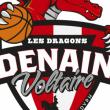 Match ADA BLOIS BASKET 41 vs DENAIN - PRO B @ LE JEU DE PAUME - Billets & Places