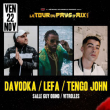 Concert TPA 2019 - DAVODKA x LEFA x TENGO JOHN