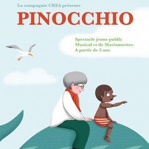 Pinocchio @ Théâtre des Grands Enfants - Grand Théâtre - CUGNAUX
