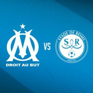 Olympique de Marseille - Stade de Reims @ Orange Vélodrome - Marseille