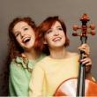 Concert CAMILLE ET JULIE BERTHOLLET à SAINT SULPICE LE VERDON @ LOGIS DE LA CHABOTTERIE  - Billets & Places
