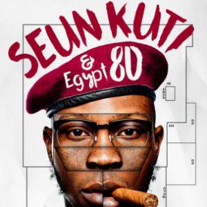 SEUN KUTI & EGYPT 80 + AMORANTE - [ BI HARRIZ LAU XORI ] @ Atabal - BIARRITZ