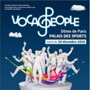VOCA PEOPLE - LES 10 ANS @ Palais des Sports - Paris