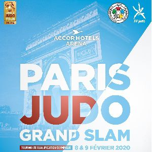 Paris Judo Grand Slam 2020