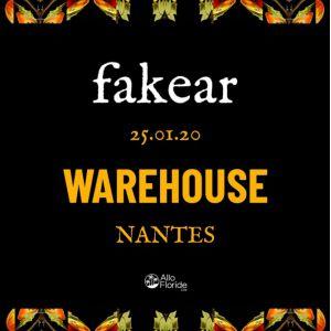 Fakear - Warehouse Nantes