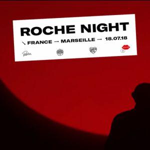 Roche Musique : Darius, Zimmer, Kartell, Cezaire  @ ROOFTOP R2 Marseille - MARSEILLE