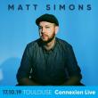 Concert MATT SIMONS