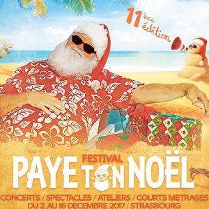 Paye Ton Noël #11 - Pass 3 jours @ Le MOLODOÏ - STRASBOURG